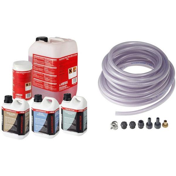 Dodatki i akcesoria do pompy do czyszczenia Virax 295022