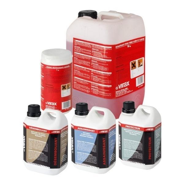 Dodatki i akcesoria do pompy do czyszczenia Virax 295052
