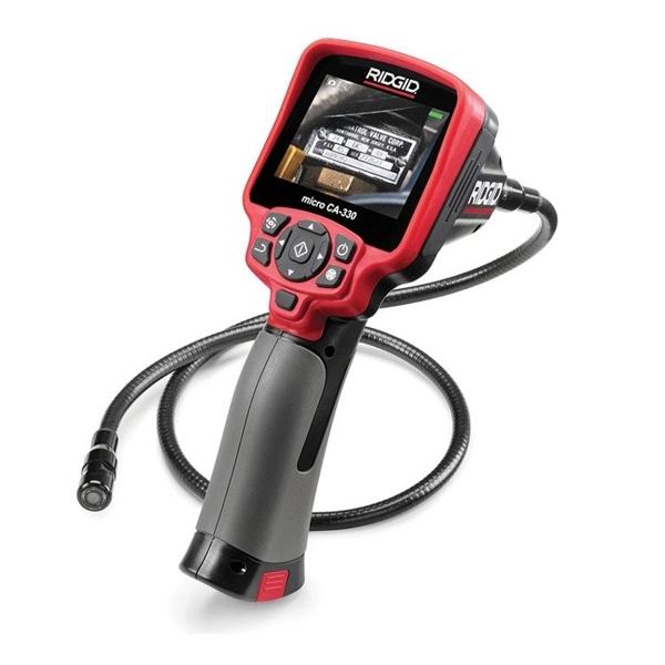 Kamera Inspekcyjna RIDGID CA-330 Bluetooth / Wi-Fi