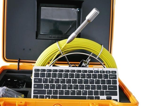 Kamera do inspekcji kanalizacji, wentylacji, rur i innych instalacji GT-Cam 23 R-50