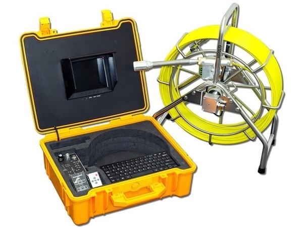 Kamera do inspekcji rur Gtools,  Kamerka inspekcyjna, Endoskop GT-Cam 40