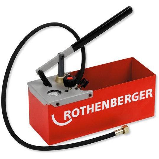 Pompa kontrolna TP 25 Rothenberger