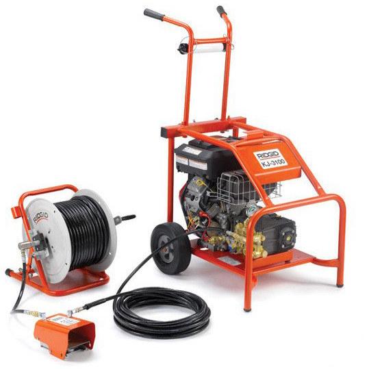 Przepychacz Ciśnieniowy KJ-3100