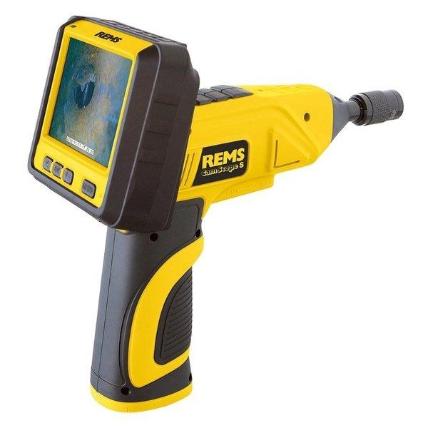 REMS CamScope S Set 9-2 90°/180° Kamera endoskopowa z transmisją radiową