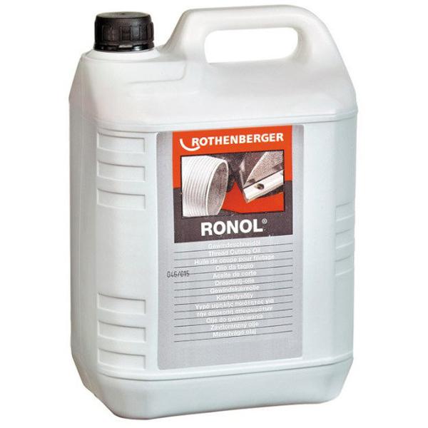 RONOL syntetyczny olej do gwintowania 5 L 65015 ROTHENBERGER