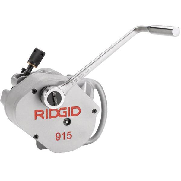 Rowkarka przenośna rolkowa 915 z zestawem rolek RIDGID