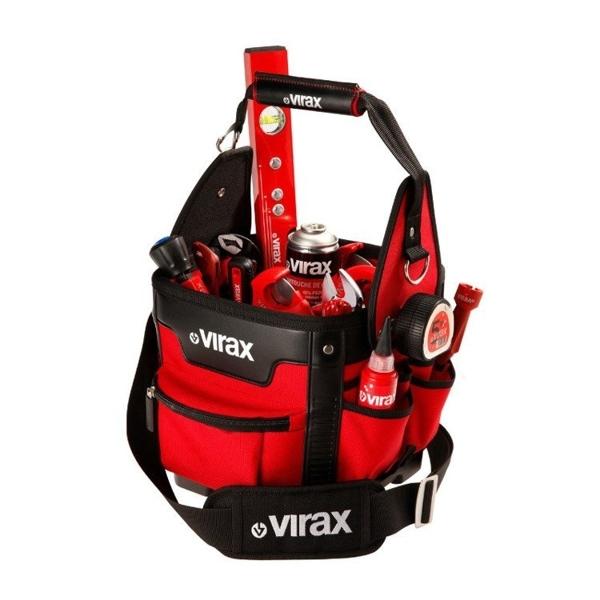 Tekstylna torba narzędziowa VIRAX 382655
