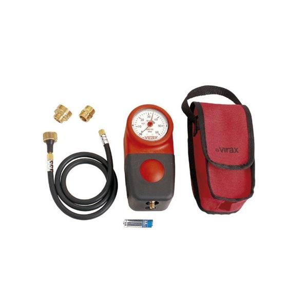 Urządzenie do kontroli szczelności instalacji gazowych 262080 VIRAX