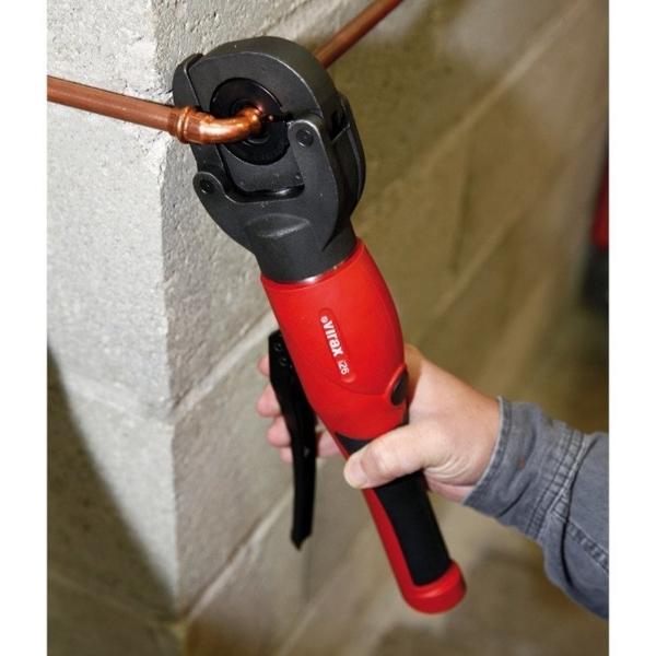 Zaciskarka ręczna hydrauliczna Viper® i26 VIRAX 252912