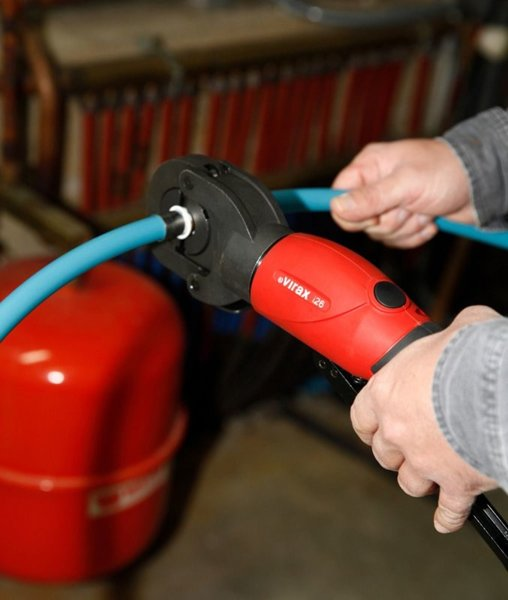 Zaciskarka ręczna hydrauliczna Viper® i26 VIRAX 252921