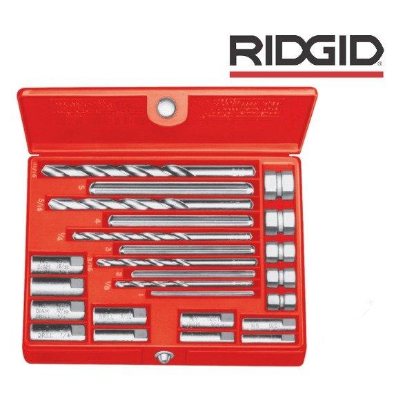 Zestaw wyciągaczy do śrub, RIDGID model 10
